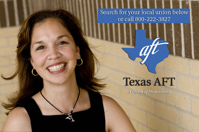 Join Texas AFT